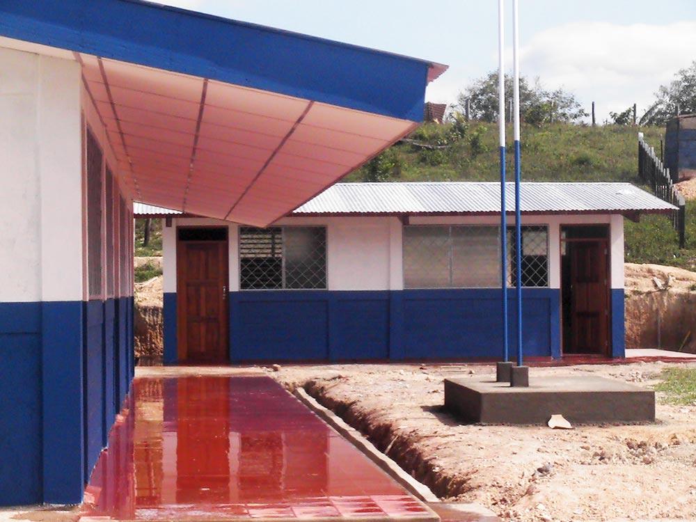 Proyectos reinar s a for Proyectos de construccion de escuelas