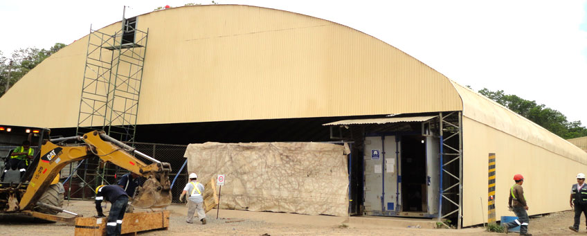 Servicio de Construcción de Obras Civiles - Reinar S.A